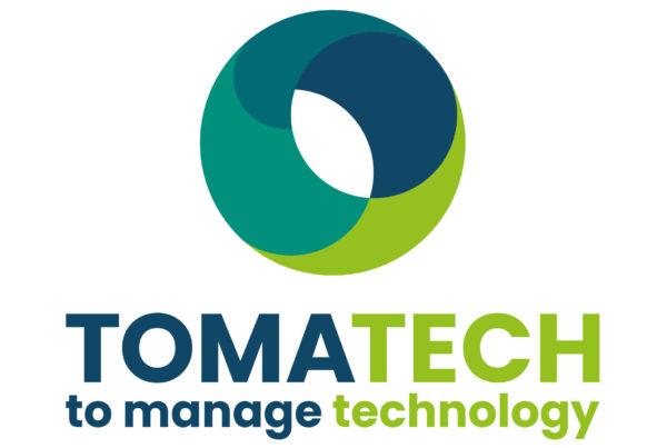 Tomatech Merksplas logo ontwerp