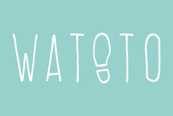 Logo ontwerp watoto