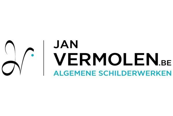Logo ontwerp jan vermolen schilderwerken