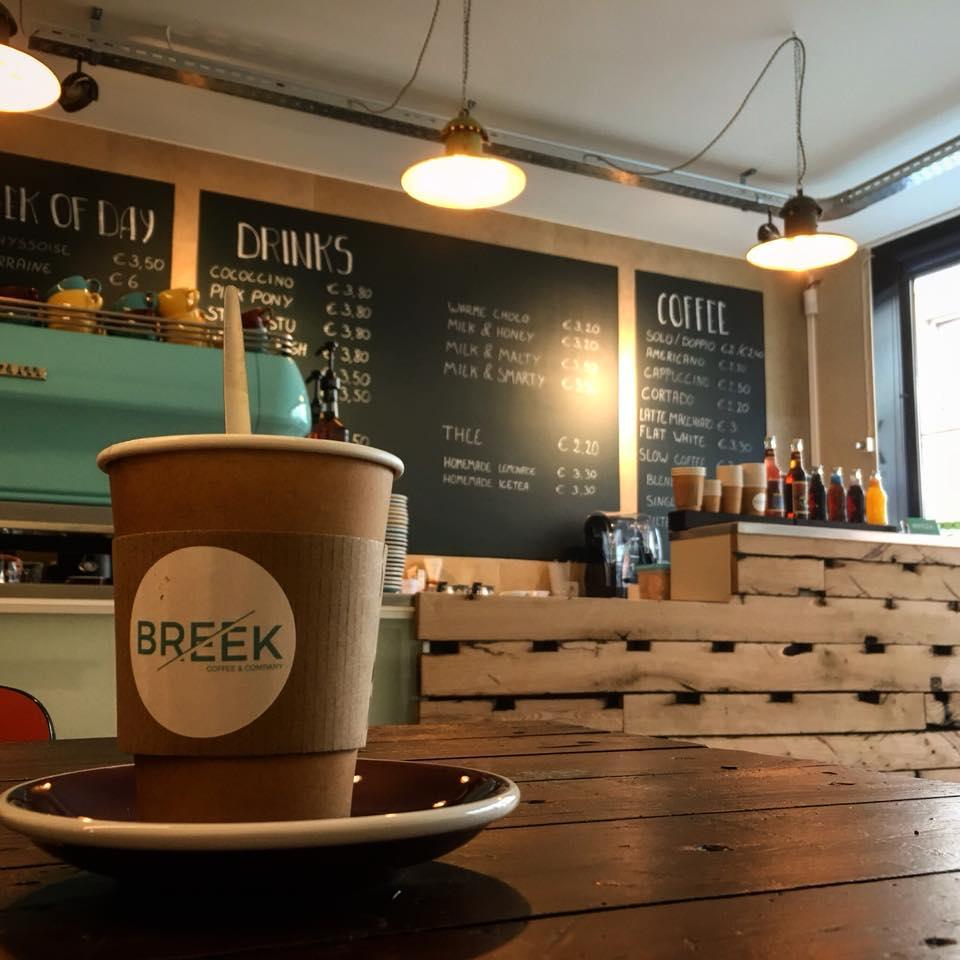 Breek koffiebar