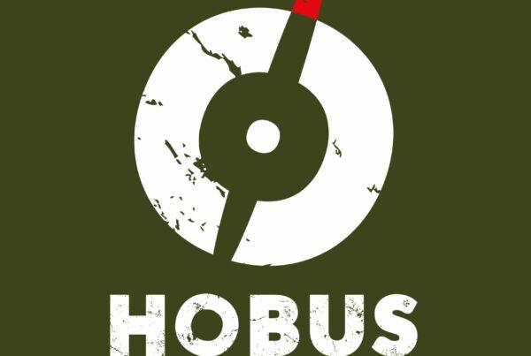 Hobus camperbouw logo ontwerp