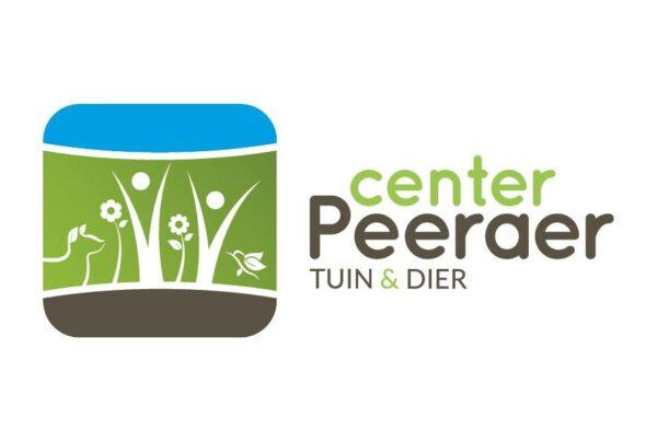 Center Peeraer Merksplas logo ontwerp
