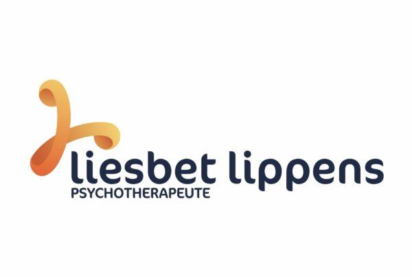 Liesbet Lippens Psychoterapeute Brecht logo ontwerp