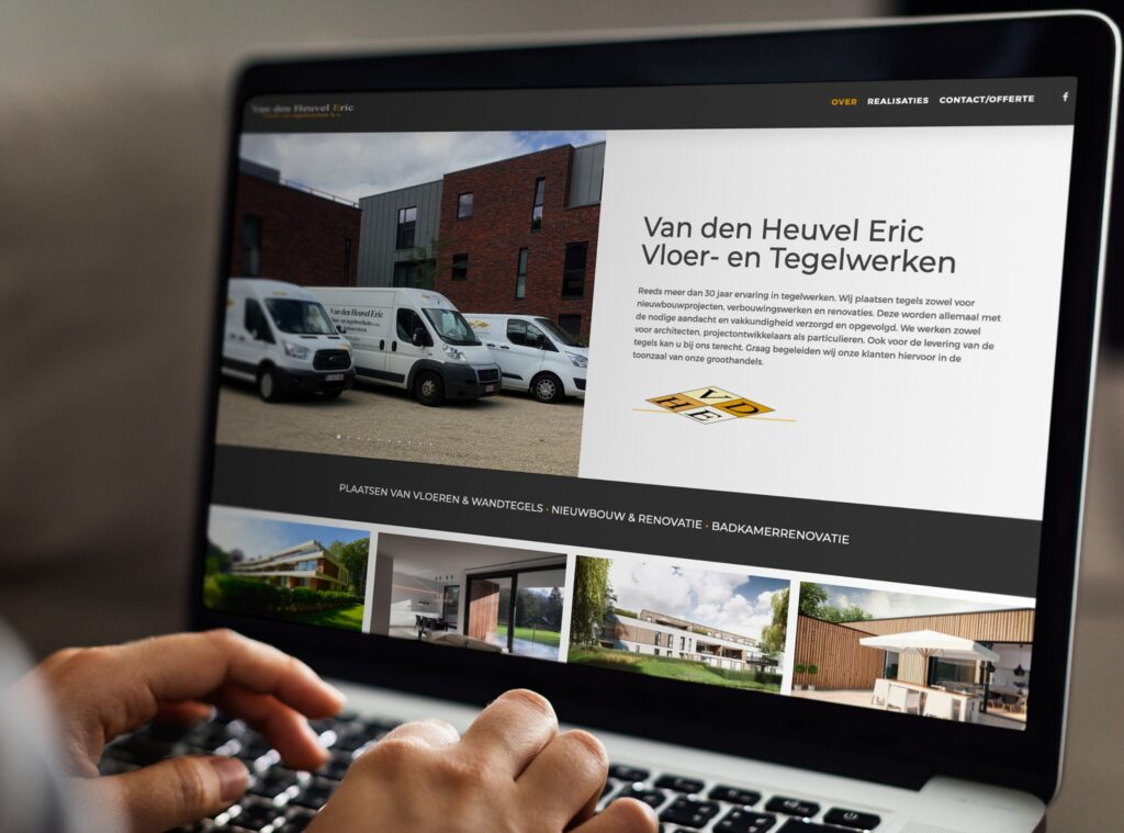 website vloerder