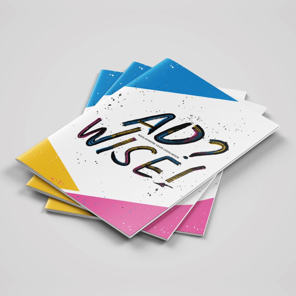 Brochure ontwerp Ad Wise