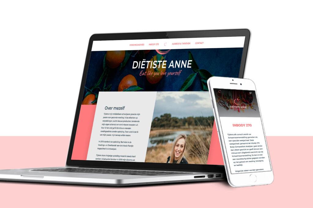 website dietieste anne